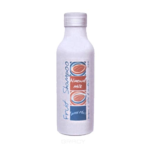 Hair Company, HC SH  Шампунь на основе сладкого миндального молока Sweet Hair Fruit Shampoo Almond Milk, 500 млSweet Hair - СПА-уход за волосами<br><br>
