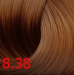 Купить Kaaral, Стойкая крем-краска для волос ААА Hair Cream Colourant, 100 мл (93 оттенка) 8.38 светлый золотисто-бежевый блондин