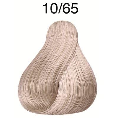 Купить Londa, Краска Лонда Профессионал Колор для волос Londa Professional Color (палитра 124 цвета), 60 мл 10/65 клубничный блонд