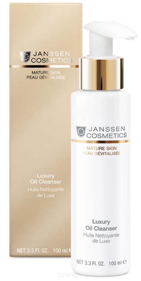 Купить Janssen, Роскошное очищающее масло для лица Mature Skin Luxury Oil Cleanser, 100 мл