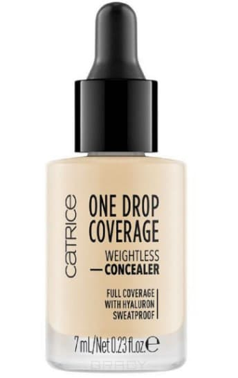 Купить Catrice, Консилер One Drop Coverage Weightless Concealer (4 оттенка), 1 шт, 005 Light Natural