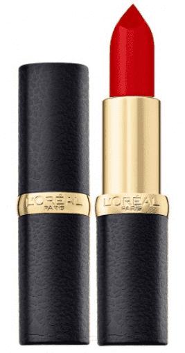 L'Oreal, Помада для губ Color Riche, 4,5 мл (36 оттенков) № 346 Красное совершенство матовая loreal color riche губная помада тон 346 матовая красное совершенство