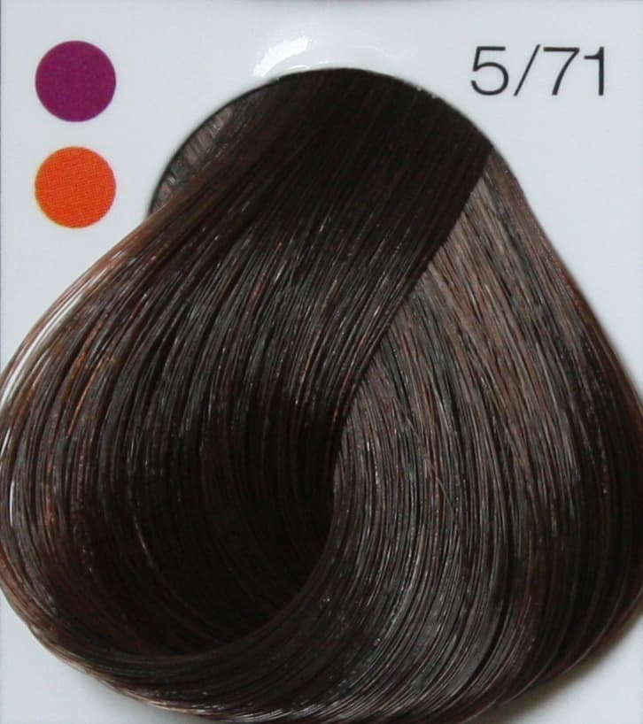 Londa, Интенсивное тонирование Лонда краска тоник для волос (палитра 48 цветов), 60 мл LONDACOLOR интенсивное тонирование 5/71 светлый шатен коричнево-пепельный, 60 мл цена 2017