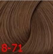 Estel, Краска для волос Princess Essex Color Cream, 60 мл (135 оттенков) 8/71 Светло-русый коричнево-пепельный 3508 135 71