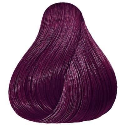 Купить Wella, Стойкая крем-краска для волос Koleston Perfect, 60 мл (145 оттенков) 44/66 пурпурная дива