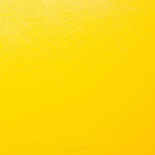 Купить Имидж Мастер, Шкаф для парикмахерской №3 одинарный с замками (25 цветов) Желтый