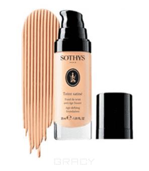 Sothys, Тональная Anti-age основа с разглаживающим действием (7 оттенков) Бежевый B20 цена