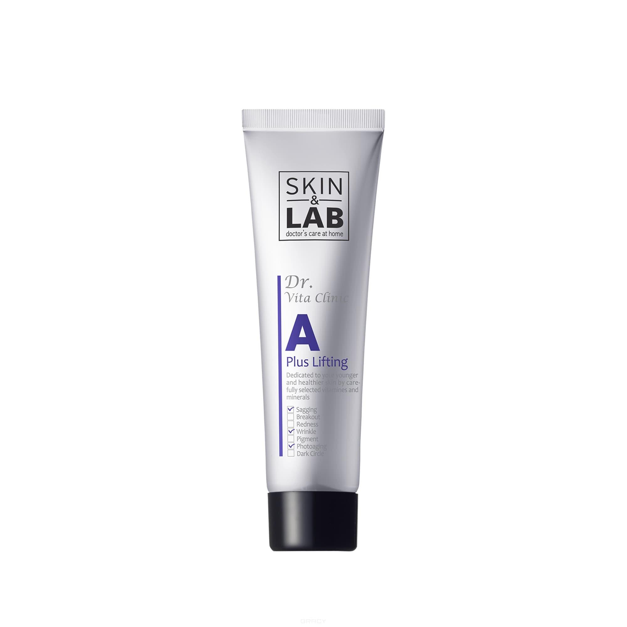 Skin&amp;Lab, Крем  А + лифтинг, 30 млNEW! Excellium - уход за зрелыми волосами<br><br>