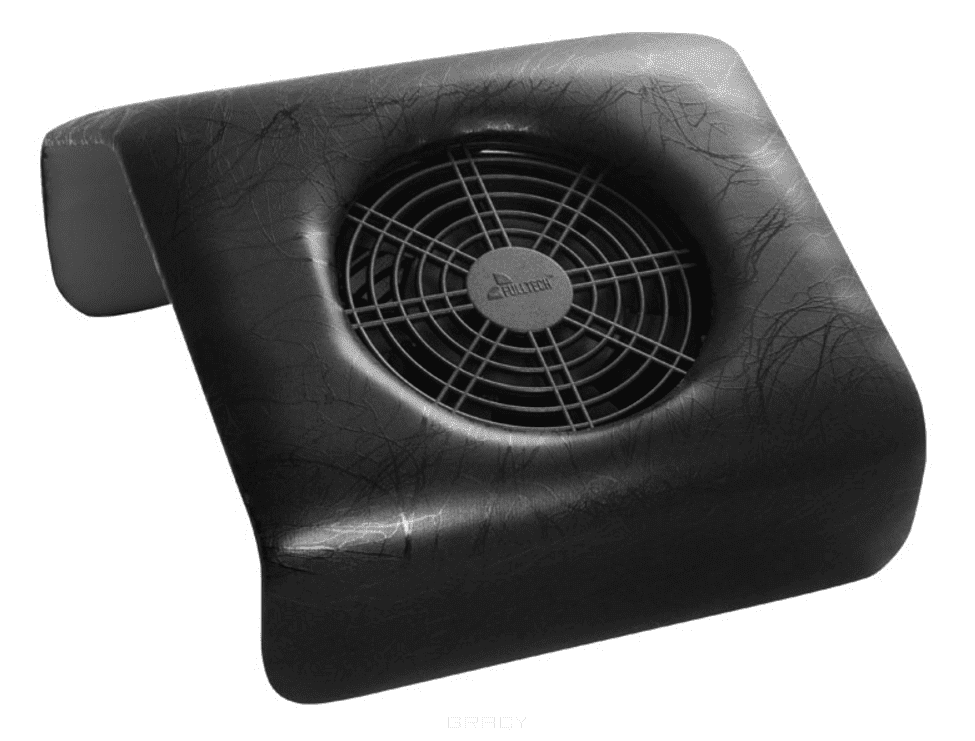 Купить Planet Nails, Мини подставка-пылесос для маникюра Планет Нейлс Черный