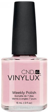 CND (Creative Nail Design), Винилюкс Профессиональный недельный лак VINYLUX™ Weekly Polish (54 оттенка) 15 мл # 142 (Romantique) cnd 237 лак недельный для ногтей pink leggins vinylux new wave collection 15мл