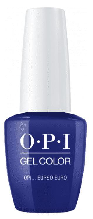 OPI, Гель-лак GelColor, 15 мл (199 цветов) OPI...Eurso Euro / Classics opi гель лак gelcolor 15 мл 95 цветов opi by popular vote