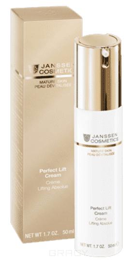 Janssen, Anti-age лифтинг-крем с комплексом Cellular Regeneration Mature Skin, 50 мл