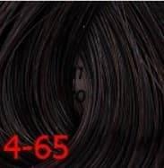 Estel, Краска для волос Princess Essex Color Cream, 60 мл (135 оттенков) 4/65 Шатен фиолетово-красный/Дикая вишня цены