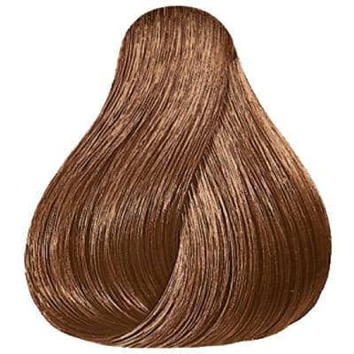 все цены на Wella, Стойкая крем-краска для волос Koleston Perfect, 60 мл (145 оттенков) 7/3 лесной орех онлайн