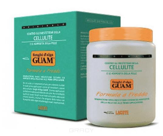 Купить Guam, Маска антицеллюлитная для увядающей кожи Fanghi D'Alga, 1 кг