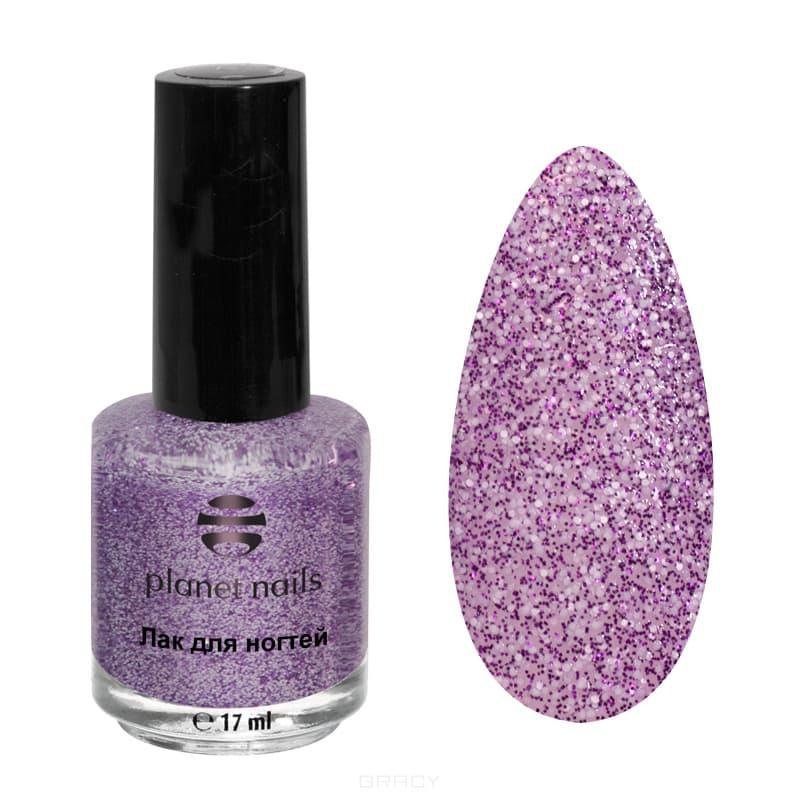 Planet Nails, Лак для ногтей Конфетти Планет Нейлс, 17 мл (12 оттенков) 993