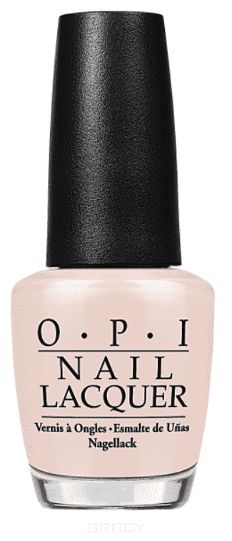 OPI, Лак для ногтей Classic, 15 мл (106 цветов) Tiramisu For Two opi лак для ногтей classic 15 мл 106 цветов two timing the zones