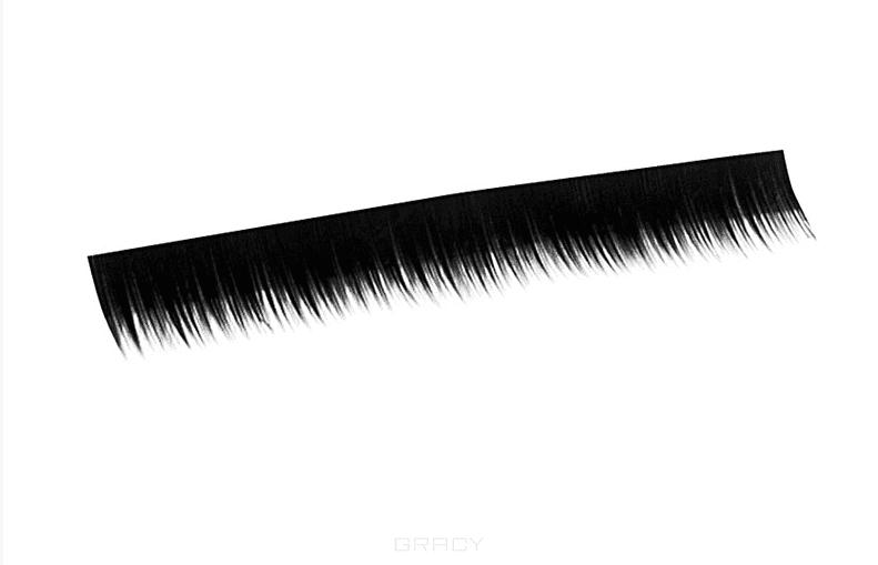 Planet Nails, Ресницы на полосках черные соболь 6 мм, 10 пол.Наращивание ресниц<br><br>