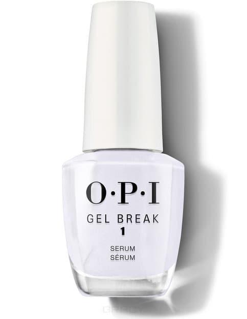 Купить OPI, Восстанавливающее выравнивающее базовое покрытие Gel Break Serum Base Coat, 15 мл