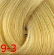 Estel, Краска для волос Princess Essex Color Cream, 60 мл (135 оттенков) 9/3 Блондин золотистый /пшеничный цена