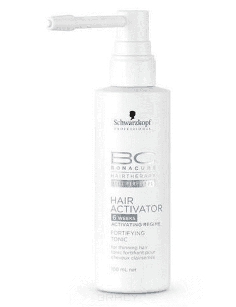 Schwarzkopf Professional, Hair Activator Тоник поддерживающий рост волос, 100 мл schwarzkopf бонакур hair activator тоник поддерживающий рост волос 100 мл