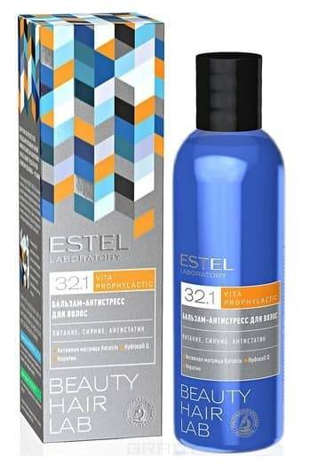 Estel, Beauty Hair Lab Бальзам-антистресс для волос Эстель Vita Prophylactic Balsam, 200 мл