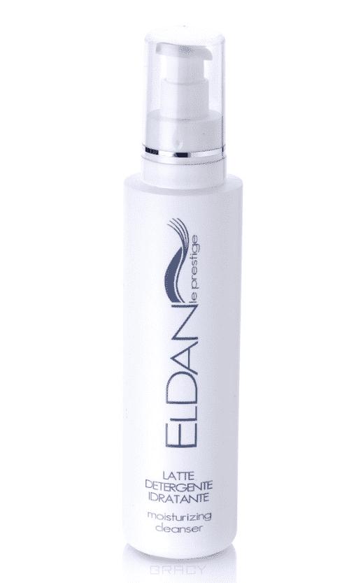 Eldan, Очищающее увлажняющее молочко, 250 мл ж очищающее молочко с золотом bio gold milk 90г pulanna