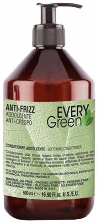 Купить Dikson, Кондиционер для вьющихся волос Everygreen Anti-Frizz Condizionante Idratante, 500 мл