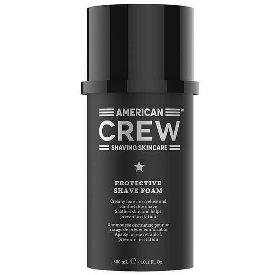 American Crew, Защитная пена для бритья Protective Shave Foam, 300 млShave - линия для бритья<br><br>