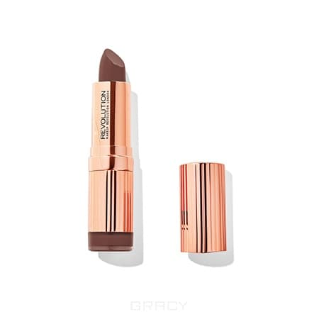 Купить MakeUp Revolution, Помада для губ Renaissance Lipstick, 3.5 гр (7 оттенков) Triumph