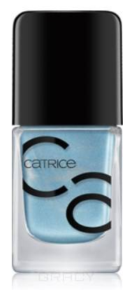 Купить Catrice, Лак для ногтей ICONails Gel Lacquer (43 оттенка) 52 холодный голубой