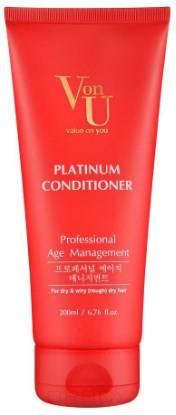 Von U, Кондиционер для волос с платиной Platinum Conditioner, 200 мл фото