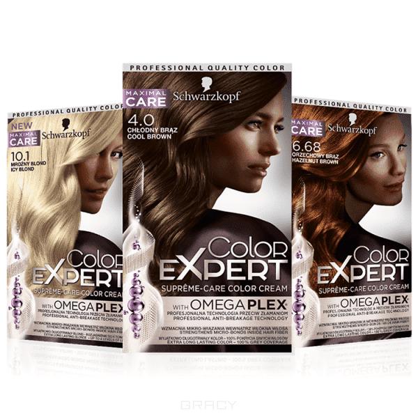 Schwarzkopf Professional, Краска для волос Color Expert (22 оттенков) 3.0 Черно-каштановый (ДЛЯ УТКОНОС) schwarzkopf professional краска для волос color expert 22 оттенков 3 0 черно каштановый 1 шт