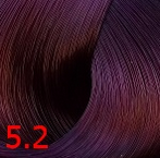 Купить Kaaral, Стойкая крем-краска для волос ААА Hair Cream Colourant, 100 мл (93 оттенка) 5.2 светлый фиолетовый каштан
