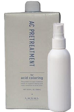 Lebel, Подготавливающее средство перед ламинированием Proscenia AC Pretreatment, 1 лColor Prefal - ламинирование волос<br><br>