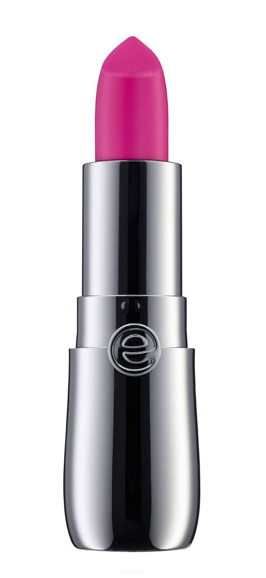 все цены на Essence, Сияющая губная помада Colour Up! Shine On! Lipstick, 3.5 гр (12 тонов) №07, пурпурно-розовый онлайн