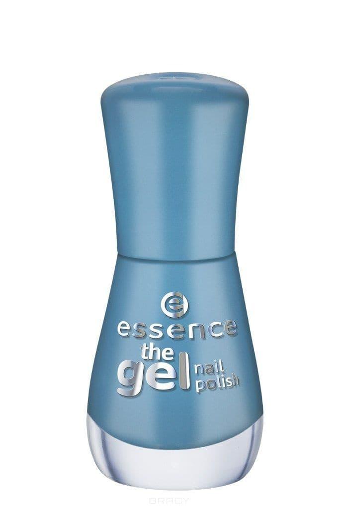 Купить Essence, Лак для ногтей The Gel Nail, 8 мл (34 оттенка) №51, серо-синий