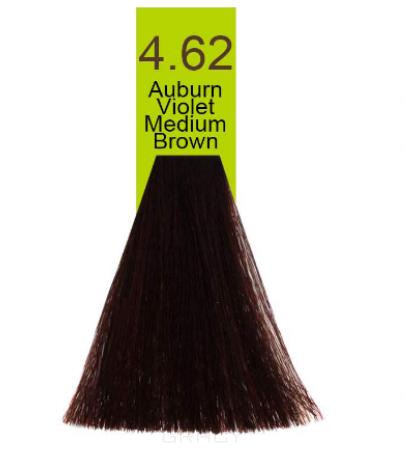 Купить Macadamia Natural Oil, Краска для волос Oil Cream Color, 100 мл (97 тонов) 4.62 Красно-радужный средний каштановый