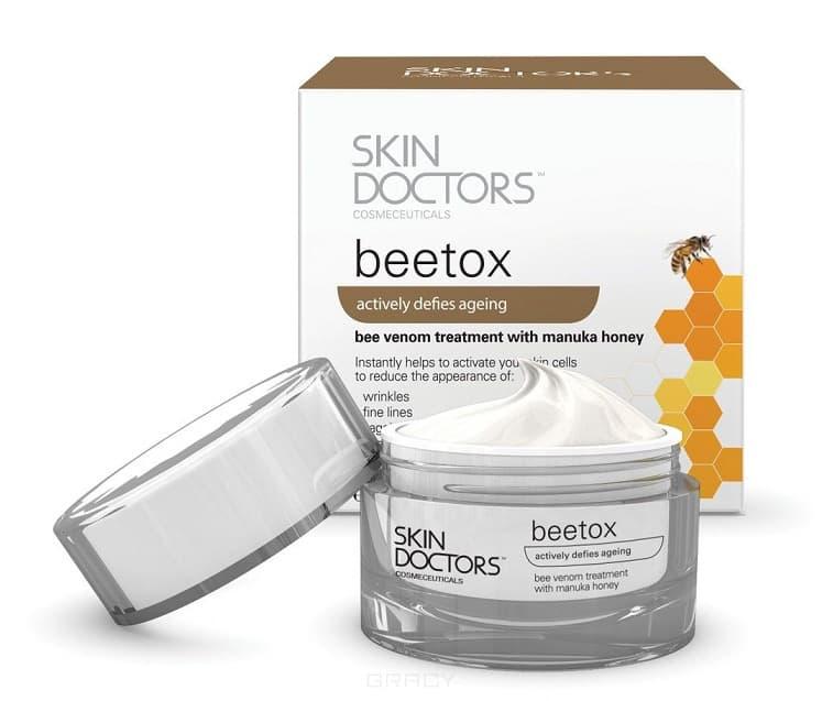 Фото - Омолаживающий крем для уменьшения возрастных изменений кожи BeeTox, 50 мл омолаживающий крем для уменьшения возрастных изменений кожи beetox 50 мл