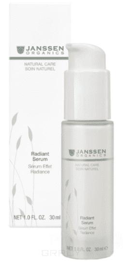 Janssen, Увлажняющий концентрат для мгновенного действия свежести и сияния кожи Organics janssen organics radiant serum увлажняющий концентрат мгновенного действия для свежести и сияния кожи 30 мл