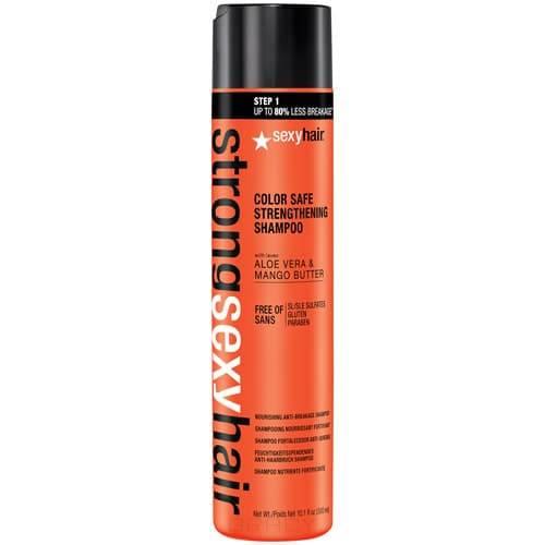 Sexy Hair, Шампунь для прочности волос Color Safe Strengthening Shampoo, 300 млGreenism - эко-серия для ухода<br><br>