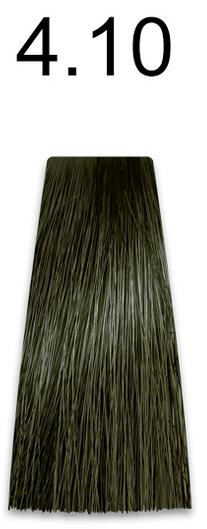 Купить Kaaral, Стойкая безаммиачная крем-краска с гидролизатами шелка Baco Soft Ammonia Free, 60 мл (42 оттенка) 4.10 пепельный каштан