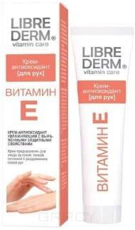 Купить Librederm, Крем-антиоксидант для рук Витамин Е, 30 мл