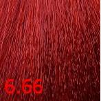 Купить Kaaral, Крем-краска для волос Baco Permament Haircolor, 100 мл (106 оттенков) 6.66 темный интенсивный красный блондин