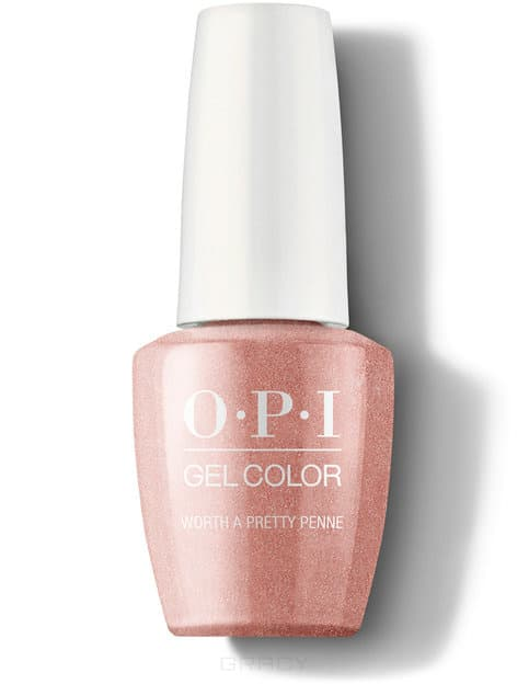 Купить OPI, Гель-лак GelColor, 15 мл (229 цветов) Worth A Pretty Penne / Classics