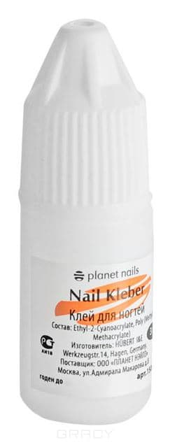Planet Nails, Клей для ногтей Планет Нейлс 3 гр фото
