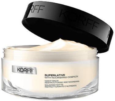 Korff, Ночной крем против морщин Superlative Restructuring Nourishing Night Balm, 50 мл