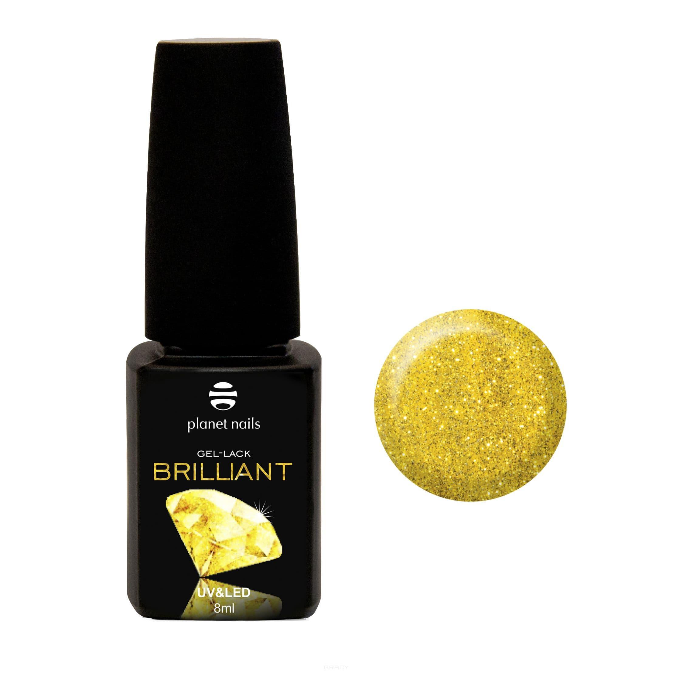 Купить Planet Nails, Гель-лак Brilliant Планет Нейлс, 8 мл (18 оттенков) 711