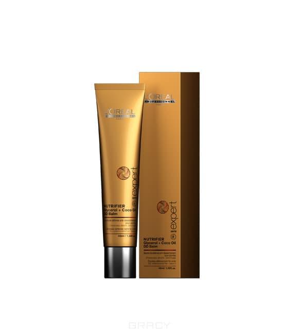 Крем для кончиков волос Serie Expert Nutrifier, 40 млКрем, защищающий кончики волос от сухости.&#13;<br>&#13;<br>  &#13;<br>&#13;<br>  Профессиональная формула с глицерином и кокосовым маслом.&#13;<br>&#13;<br>  &#13;<br>    &#13;<br>  &#13;<br>&#13;<br>  Несмываемый защитный крем смягчает кончики волос, питая и придавая блеск.<br>