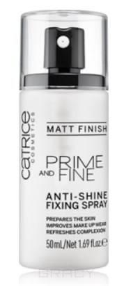 Купить Catrice, Фиксирующий спрей для макияжа Prime And Fine Anti-Shine Fixing Spray